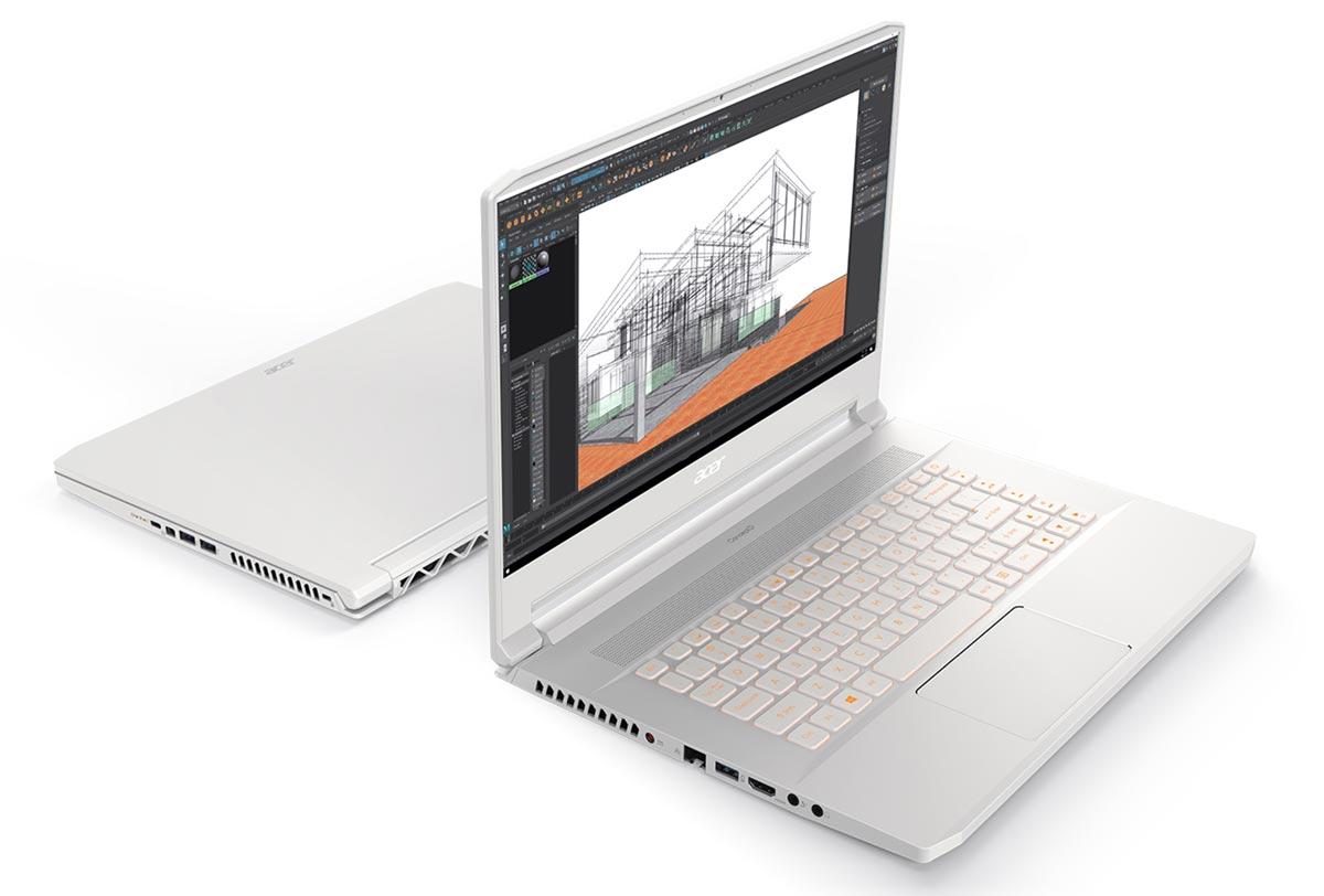 Acer ConceptD 7 Pro notebooks