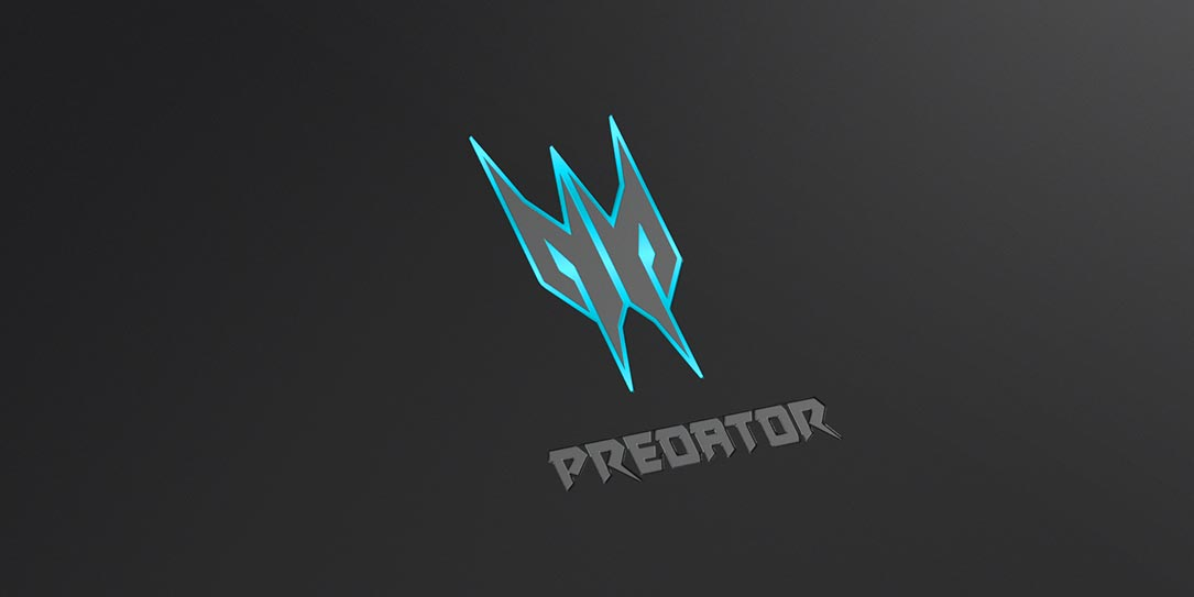Acer Predator gaming notebook logo