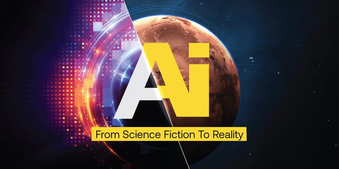 Artificial Intelligence from science fiction to reality