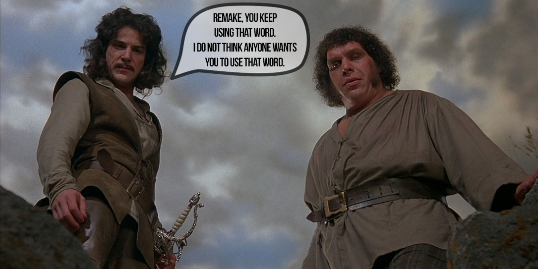 The Princess Bride movie remake Hollywood