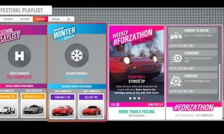 Forza Horizon 4 #Forzathon September 12-19