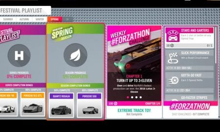 Forza Horizon 4 #Forzathon September 19-26