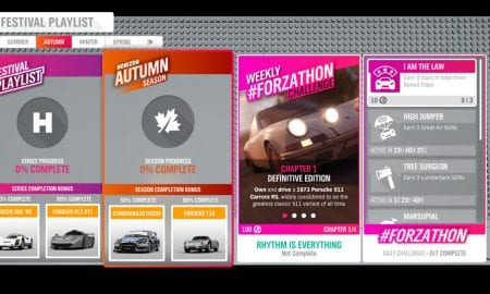 Forza Horizon 4 #Forzathon September 5-12th