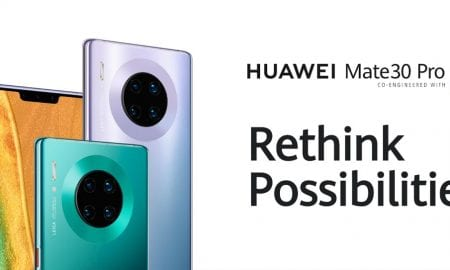 Huawei Mate 30 Series - Rethink Possibilities
