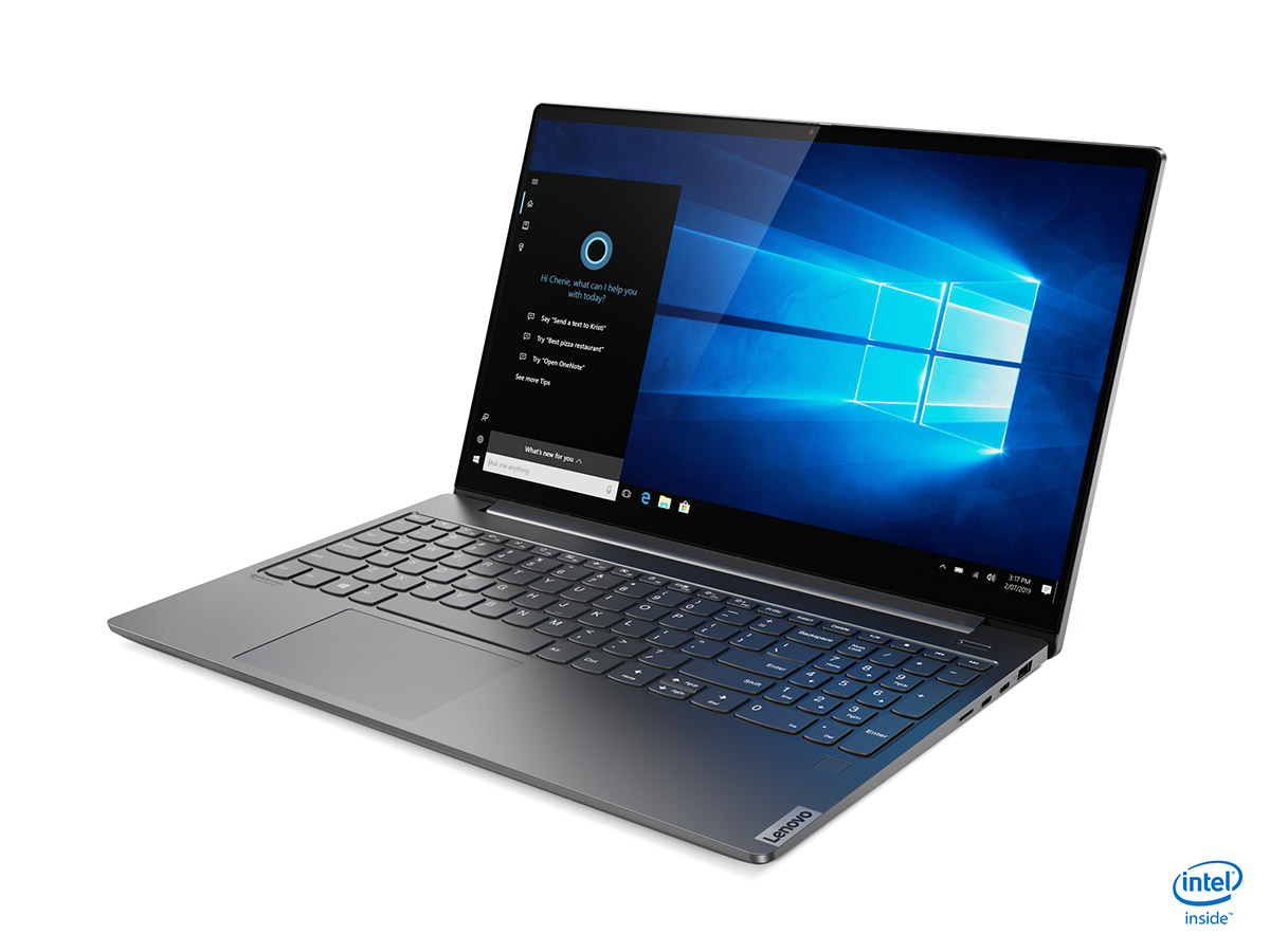 Yoga S740 laptop IFA 2019 event