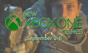 New Xbox Games September 2-6 Gears 5