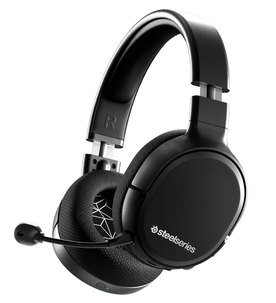 The SteelSeries Arctis 1 Wireless gaming headset