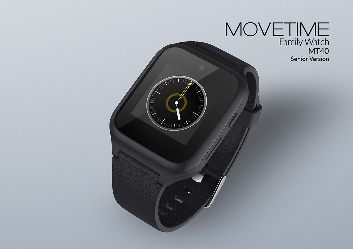 TCL MOVETIME Smartwatch MT40S wearable