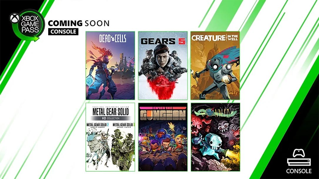 Xbox Game Pass September Update
