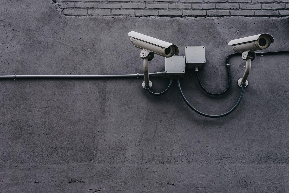 CCTV cameras intrude on our physical privacy