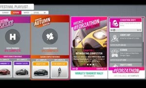 Forza Horizon 4 #Forzathon October 31