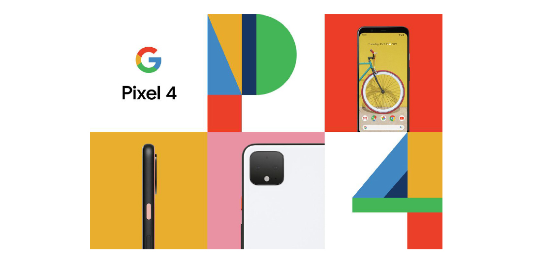 Google Pixel 4 Made by Google '19