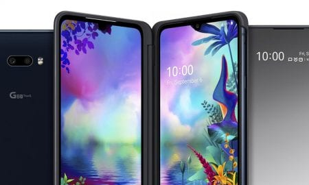 LG G8X ThinQ Dual Screen Andor