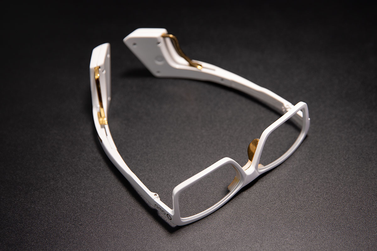 smart glasses hands-free