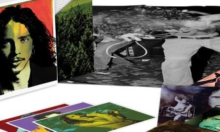 Chris Cornell Super Deluxe LP Box Set