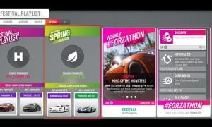 Forza Horizon 4 #Forzathon November 14-21