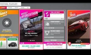 Forza Horizon #Forzathon November 21-28