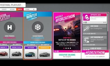 Forza Horizon 4 #Forzathon November 7-14th