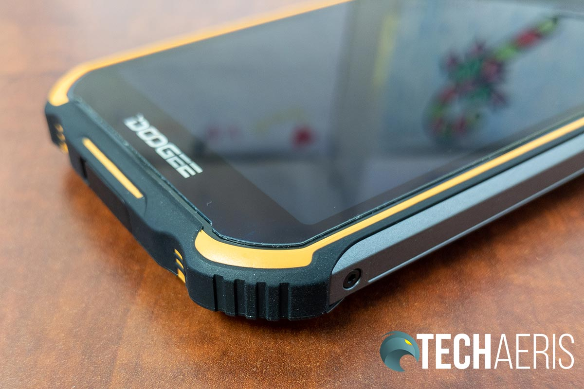 The Doogee S40 rugged smartphone wins for ruggedness but not much else