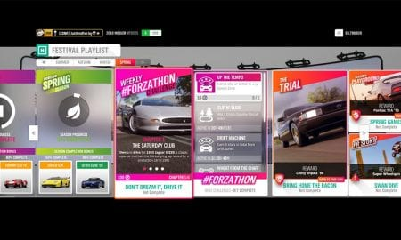 Forza Horizon 4 #Forzathon December 12-19th