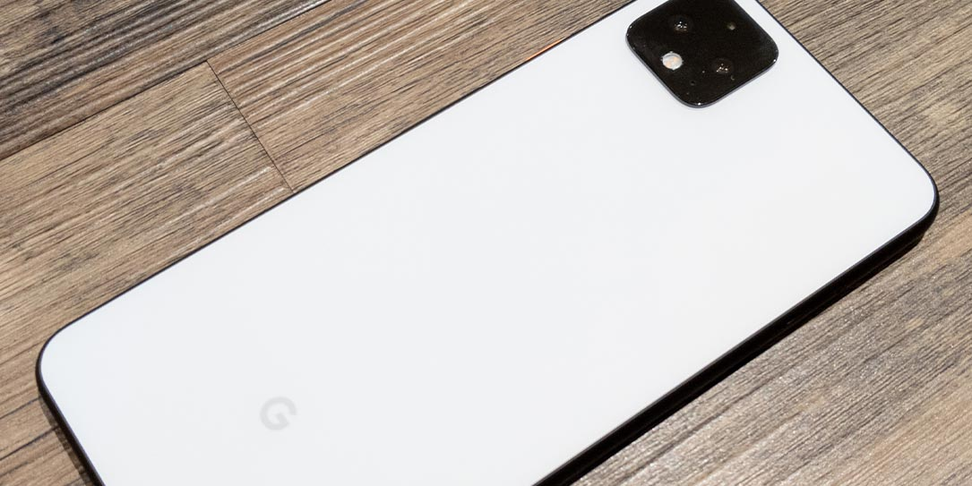 Google Pixel 4 XL Android smartphone