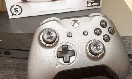The SCUF Prestige Xbox One/PC game controller