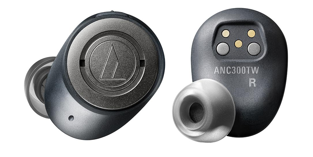Audio-Technica-ATH-ANC300TW-truly wireless earbuds with ANC