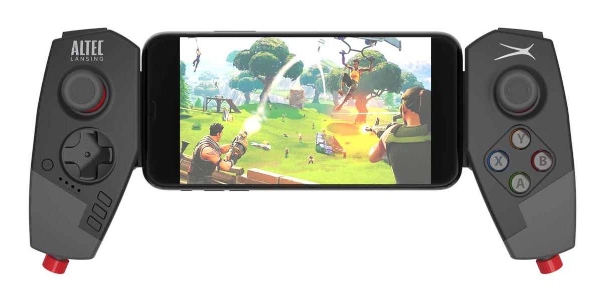 Battle Grounds Slide - Wireless Mobile Device Gaming Controller