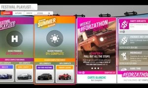 Forza Horizon 4 #Forzathon January 16-23