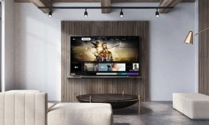 Apple TV LG TV