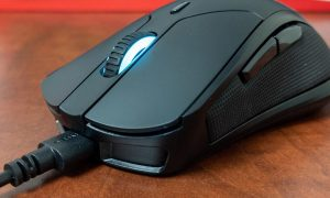 HyperX Pulsefire Dart wireless gaming mouse