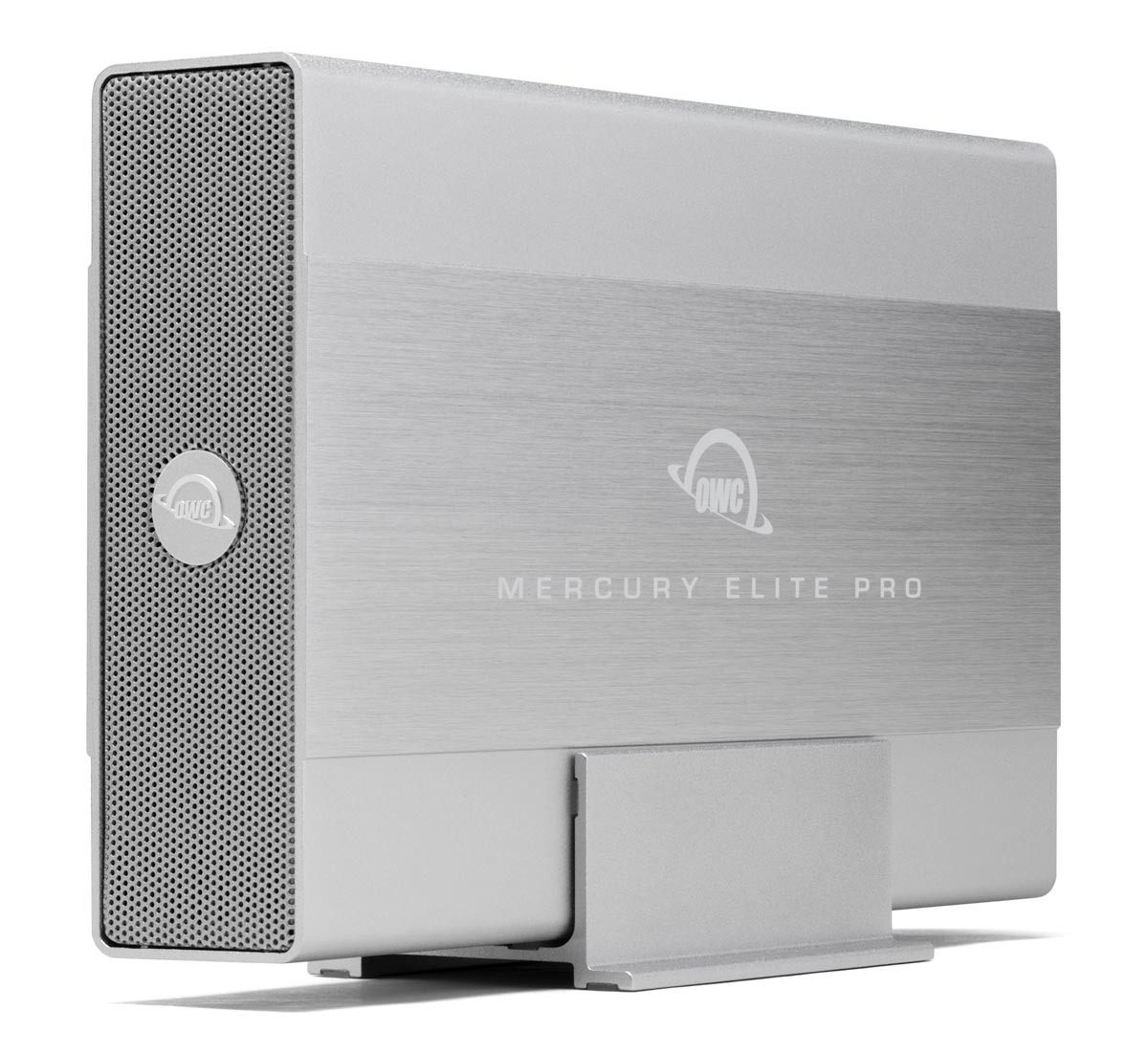 The OWC Mercury Elite Pro external storage system