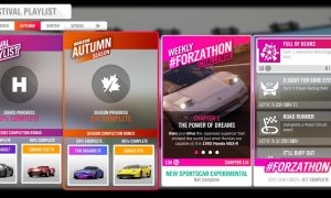 Forza Horizon 4 #Forzathon March 19-26