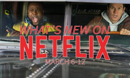 Netflix March 6 Mark Wahlberg Spenser Confidential