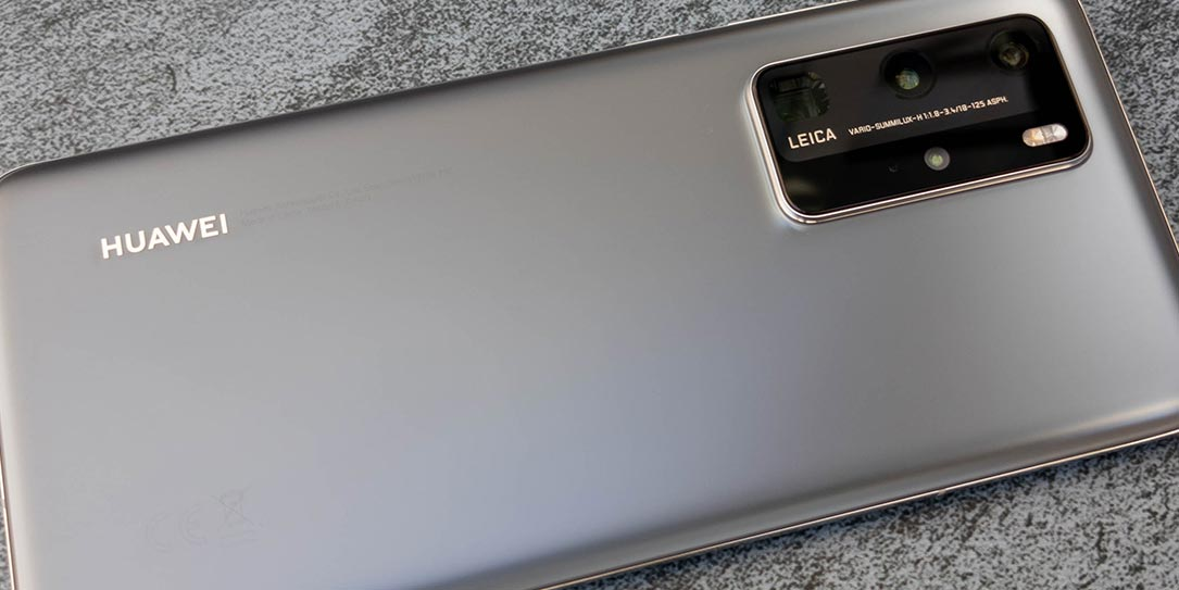 The Huawei P40 Pro smartphone