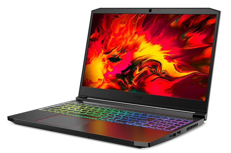 The Acer Nitro 7 gaming notebook