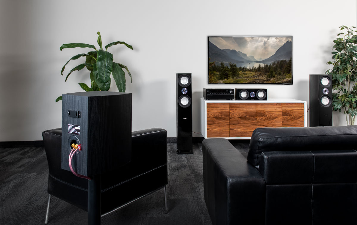 Fluance reference speakers