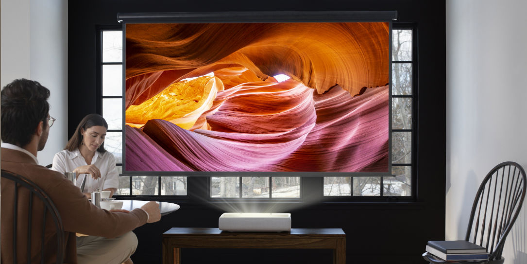 The Premiere 4K ultra-short-throw projector Samsung