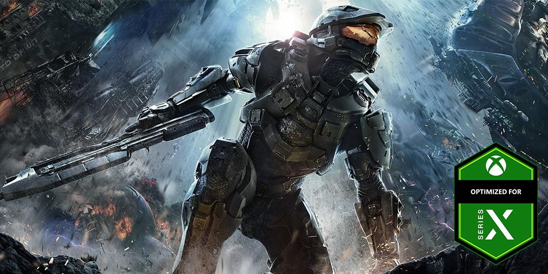 Halo MCC optimized for Series X