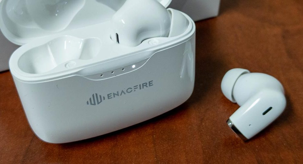Enacfire E90 review: Satisfactory affordable true wireless earbuds