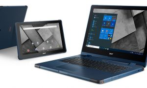 Acer ENDURO Urban T1 Tablet and N3 Notebook