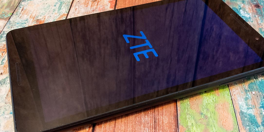 ZTE Grand X View Android tablet