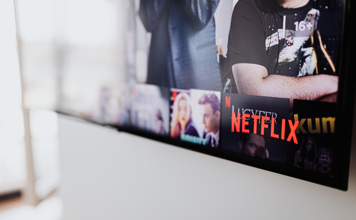 Netflix streaming vacation passwords security
