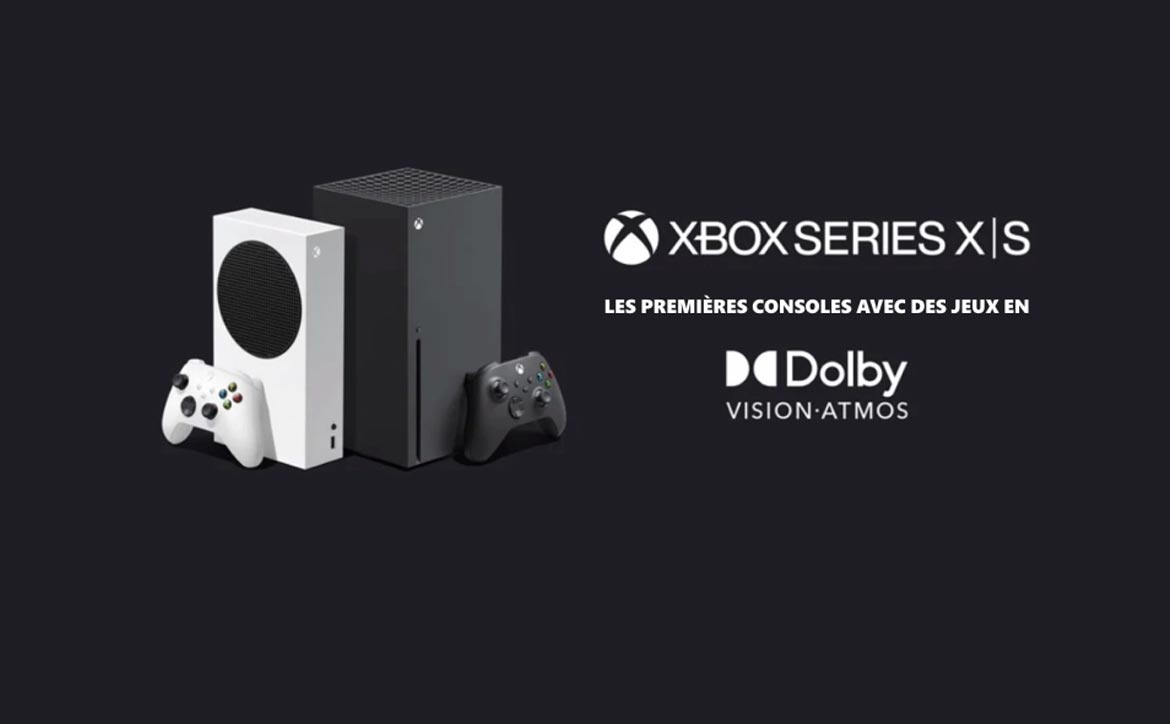 Dolby Atmos Dolby Vision Xbox Series X|S