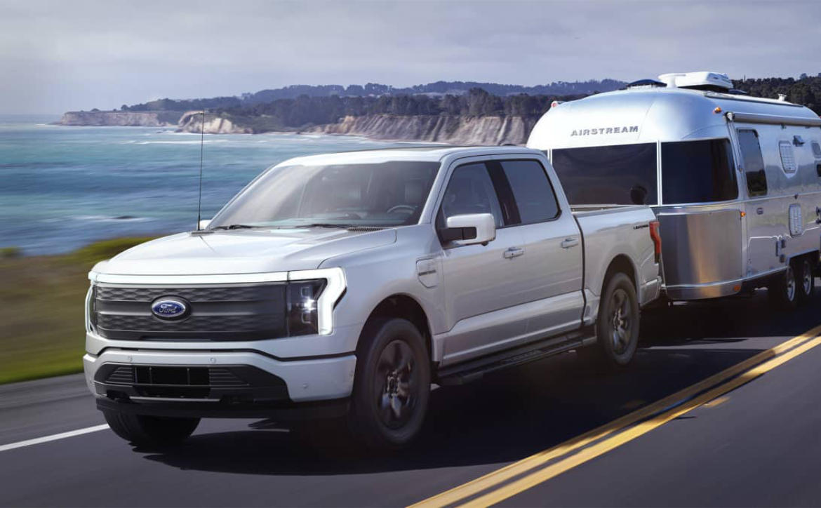 Ford F-150 Electric Lightning