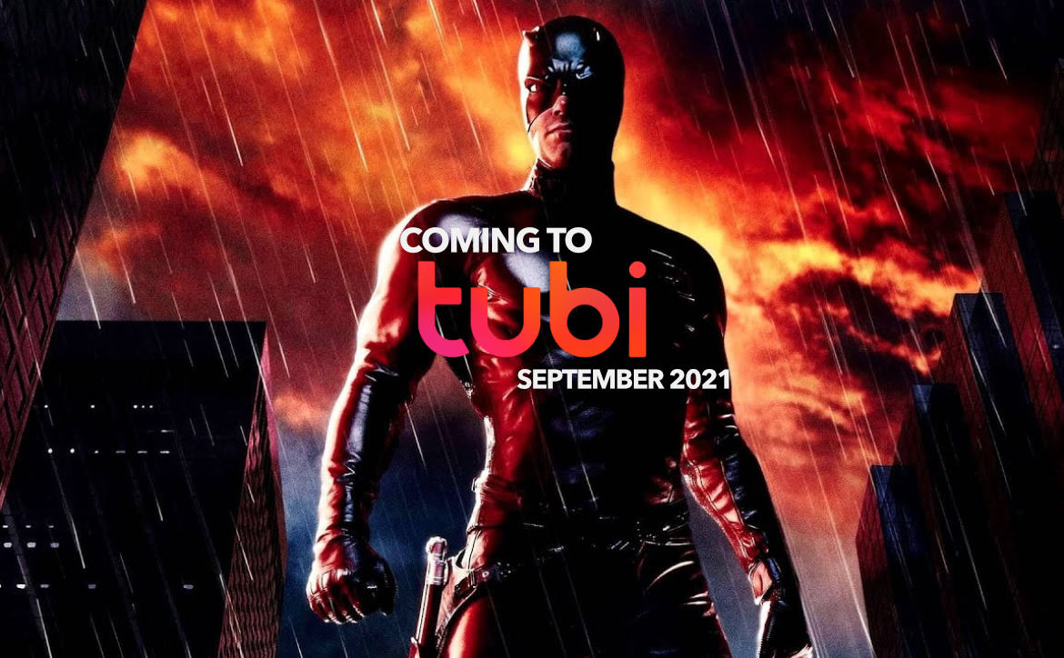 Coming To Tubi September 2021