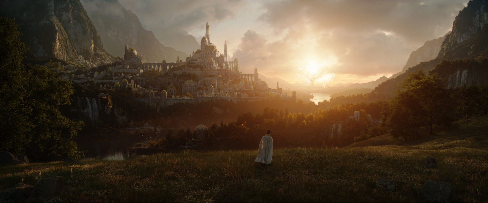 Lord of the Rings Amazon Prime video