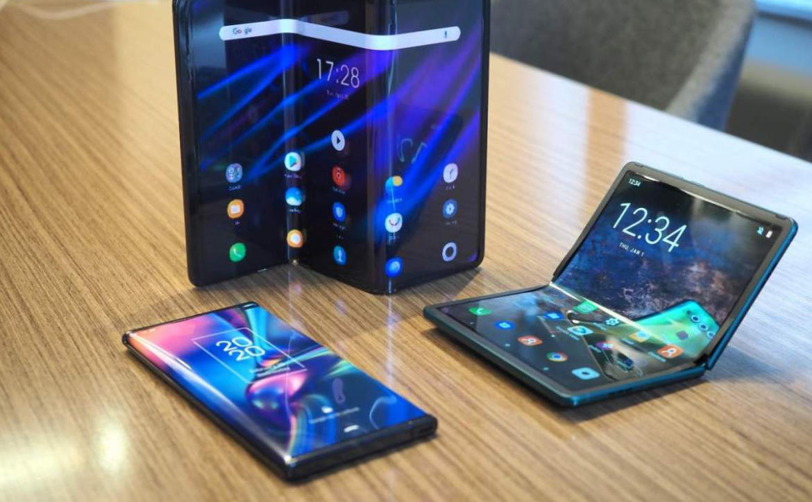 foldable devices from TCL smartphone
