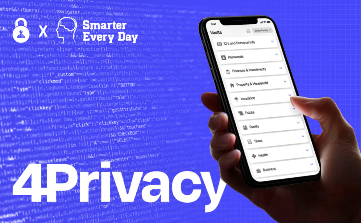 4Privacy Smarter Every Day
