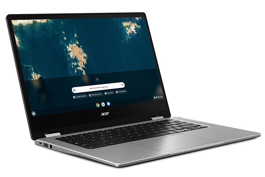 The Acer Chromebook Spin 314